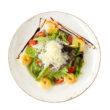 Микс салата с тигрови скариди / Mix salad with tiger prawns
