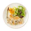 Пилешко филе с гъбен сос / Chicken fillet with mushroom sauce