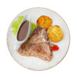 Т-боун стек от младо теленце / T-bone steak from young calf